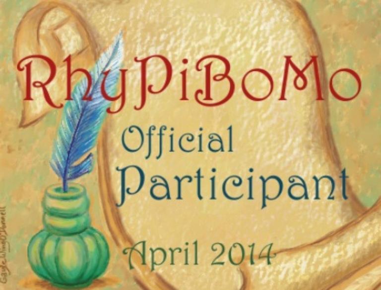 Rhyming RhyPiBoMo Picture Month Book MariaJCuesta. Children's Books. Art. Illustration.