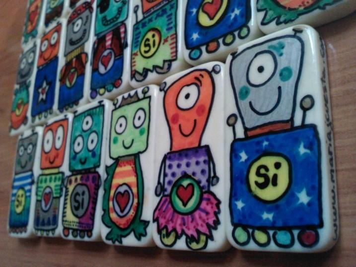 Robots Maria J Cuesta Botjoy