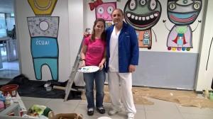 Fernando y MariaJCuesta Hospital La Paz