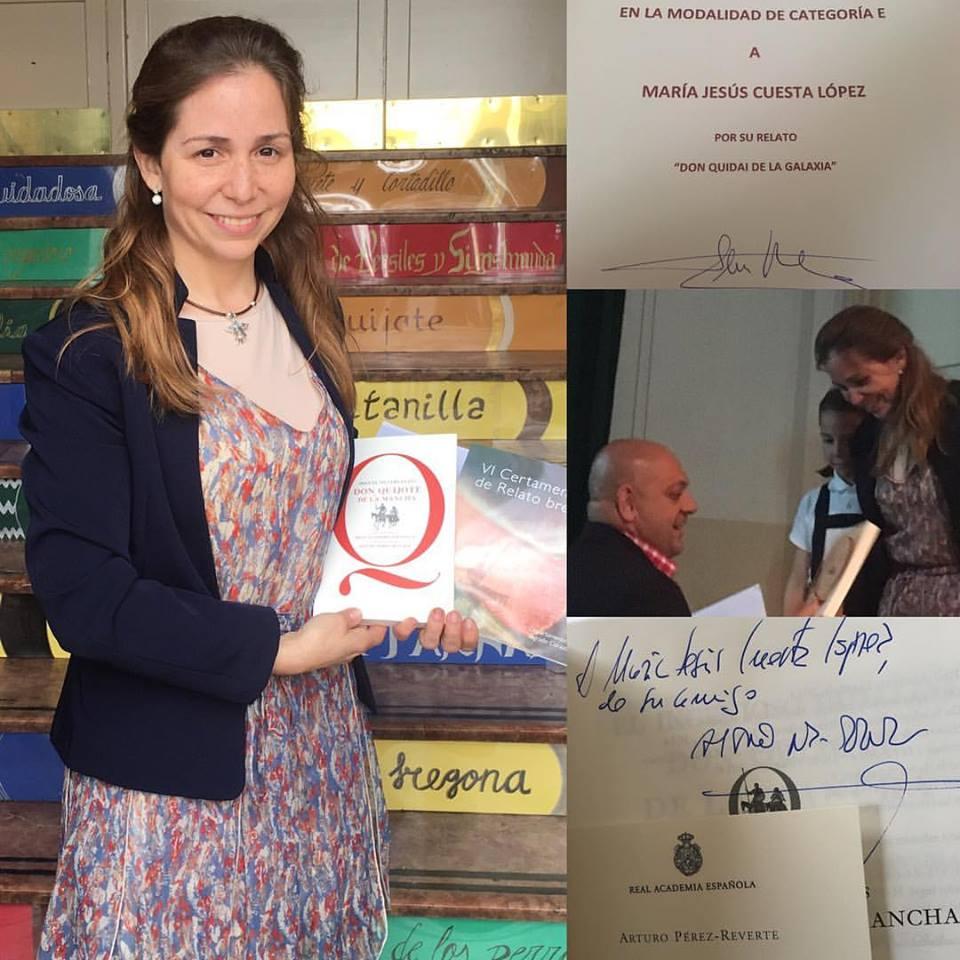 premio literatura mariajcuesta