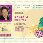 Pasaporte Maria J Cuesta - Booktube