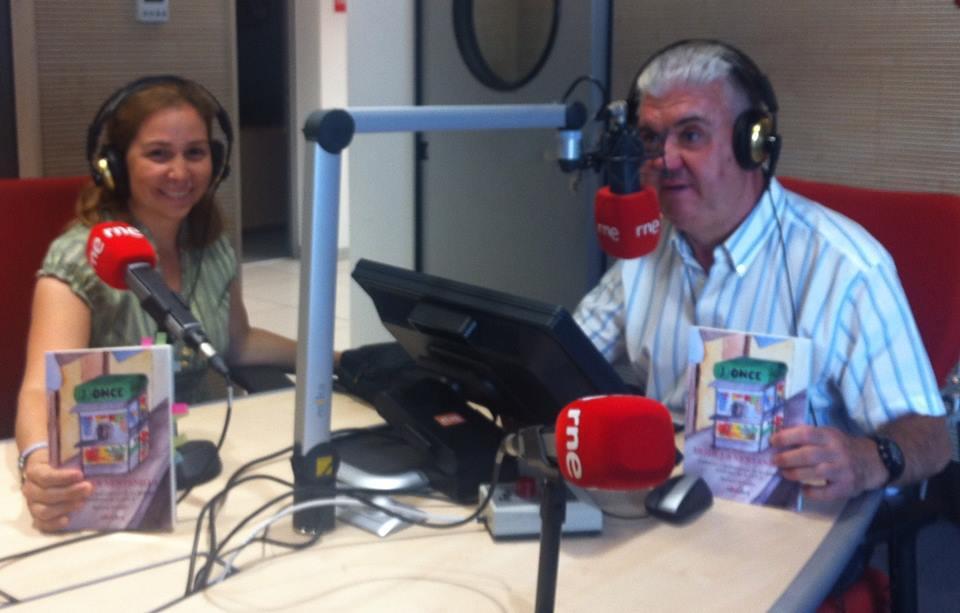 RNE Desde la ventanilla. Mariano Fresnillo y Maria Jesus Cuesta