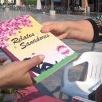Relatos Sanadores. Entrega premios. Editorial Gotas de Luz.